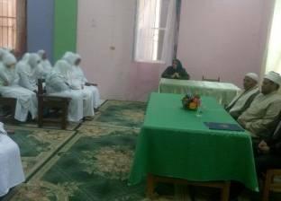 عقد ندوة دينية لنزيلات سجن النساء بالقناطر