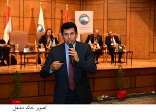 وزير الرياضة: السيسي مهتم ببث الأمل والطمأنينة في نفوس الشباب