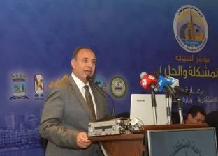 """""""سلطان"""": الإسكندرية بها إمكانات ضخمة تحتاج إلى تنسيق وتطوير"""