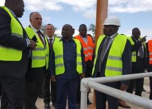 وزير الري التنزاني يشكر مصر على جهودها في حفر الآبار لبلاده