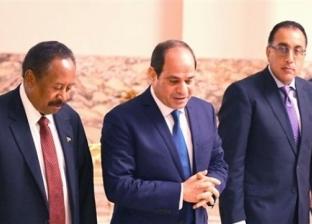"""وزيرة خارجية السودان: لقاء السيسي مع حمدوك """"مثمر وناجح"""""""
