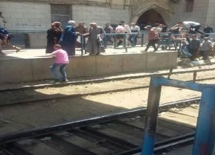 """رئيس """"السكة الحديد"""": نعمل على إزالة جميع التعديات على أراضي الهيئة"""