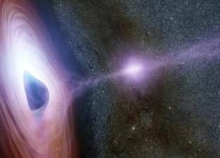 انفجار في الثقب الأسود يحير علماء الفلك