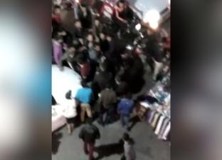 مشاجرة وتحرش جماعي بفتاة في مدينة نصر.. ووصول الشرطة لمكان الواقعة
