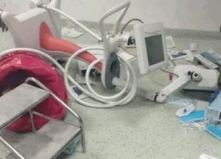 عميد معهد القلب عن تحطيم أسرة مريض غرفة القسطرة: تكلفتها 15 مليون جنيه