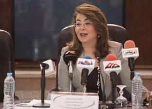 غادة والي: قضايا ذوي الإعاقة على قمة أولويات وزارة التضامن