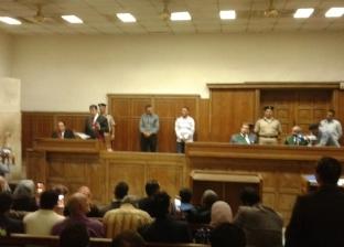 """تأجيل إعادة إجراءات محاكمة المتهمين بـ""""أحداث أطفيح"""" لـ5 يناير"""