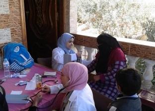 جامعة الإسكندرية تحول 30 سيدة لمستشفى «عبد الناصر» للاشتباه بالسرطان
