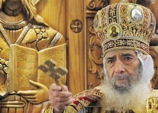 """7 أعوام على رحيل البابا شنودة.. """"معلم الأجيال"""""""