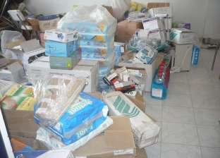 ضبط أدوية ومستلزمات طبية فاسدة في صيدلية بالإسكندرية
