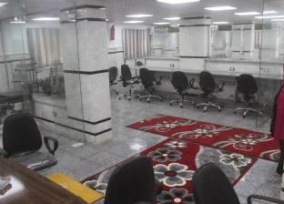 """محافظ كفر الشيخ: ننسق مع """"التخطيط"""" لتفعيل المراكز التكنولوجية"""