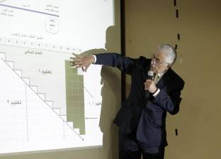 طارق شوقي: معايير الجودة العالمية ليست عيبا في تطوير التعليم