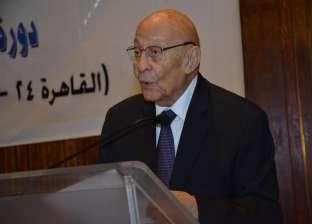 محمد فايق يلتقي المفوضة السامية لحقوق الإنسان ميشيل باشليه