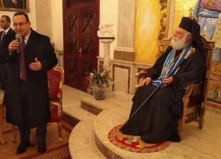 قنصوة: افتتاح أكبر مسجد وكنيسة بالعاصمة الإدارية رسالة حب وسلام