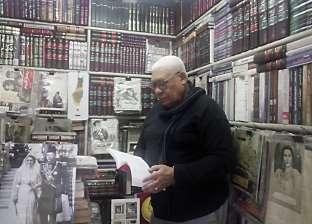 إنهاء أزمة تجار سور الأزبكية مع منظمى معرض الكتاب