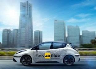اليابان تختبر سيارات أجرة ذاتية القيادة