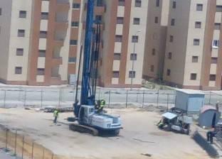 بدء العمل في أحدث مركز رياضي بالحي الإماراتي ببورسعيد