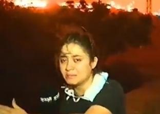 """مراسلة لبنان الباكية على الهواء لـ""""الوطن"""": صراخ الأطفال سبب انهياري"""