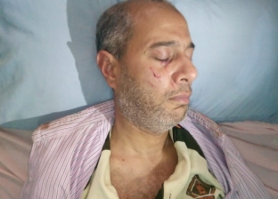 بالصور| مريض يعتدي على طبيب بمستشفى بولاق الدكرور العام