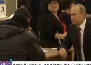 """أحمد موسى لـ""""بوتين"""": """"مبروك سيادة الرئيس.. أنت رجل قوي"""""""