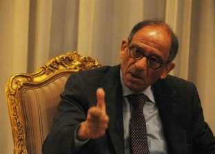 مستشار رئيس الجمهورية يغادر مطار القاهرة إلى شرم الشيخ