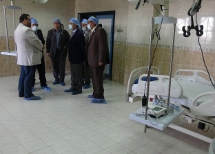 افتتاح وحدة العناية المركزة لجراحة الفم والوجه والفكين بجامعة المنيا