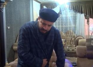 """""""باع دهب مراته"""".. محمد مدرس عربي ألهمه مؤتمر الشباب لإنتاج أفلام تعليمية"""