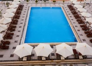 فندق اللسان برأس البر.. تحفة معمارية على أرض الدلتا