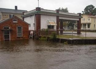 إعصار فلورانس يخلف 11 قتيلا.. وتحذيرات من استمرار الفيضان