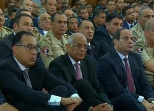 بعد أداء السيسي صلاة العيد به.. مراحل بناء مسجد الماسة بالعلمين الجديد