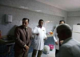 قوافل طبية بالأقصر تكشف على 13 ألف مواطن