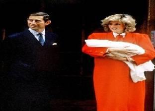 كيت ميدلتون تعيد إطلالة «ديانا» بالفستان الأحمر