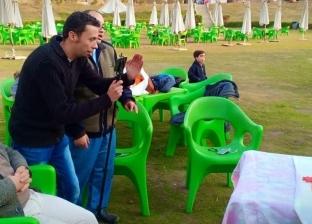النور فى القلوب.. «محمد» أول مخرج إعلانات كفيف