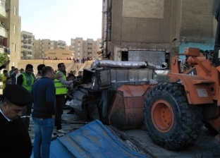 حملة موسعة لمنع تحويل الوحدات السكنية لتجارية بمدينة 6 أكتوبر