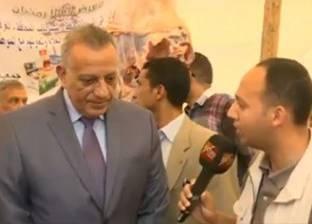 الدالي يطالب رؤساء الأحياء بمواجهة مخالفات البناء في المهد