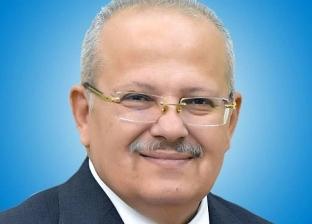 رئيس جامعة القاهرة يهنئ أعضاء هيئة التدريس الفائزين بجوائز الدولة 2018