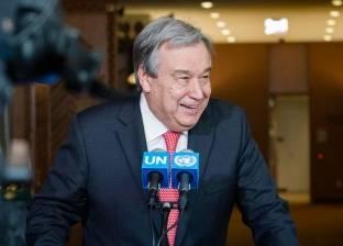 يحدث اليوم| الأمين العامللأمم المتحدة يصل القاهرة للقاء الرئيس السيسي