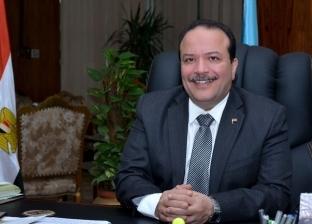 """في حواره لـ""""الوطن"""" رئيس جامعة طنطا: محو أمية شخصين شرط التخرج"""