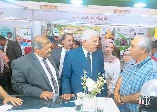 نقيب الزراعيين: معرض الوادي بالأقصر أولوية التنمية لخدمة الصعيد