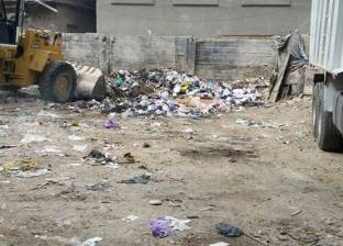 محافظ دمياط يحظر إلقاء القمامة على جسر النيل.. ويتوعد بتوقيع الغرامات