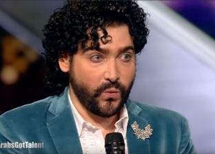 المتسابق ميشيل باريمو يبهر الجميع بموهبة التصفير في Arabs Got Talent