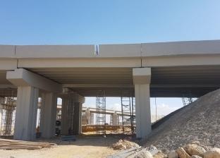 """عرفات: الانتهاء من تنفيذ كباري طريق """"السويس - النفق"""" خلال يناير الجاري"""