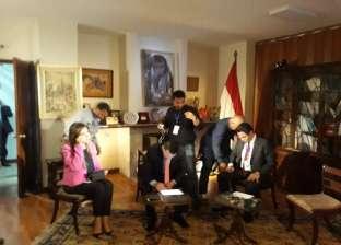 """بالصور  كواليس البث المشترك لقنوات """"CBC""""و""""ON"""" و""""DMC"""" والحياة من أديس أبابا"""