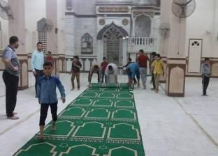 تحديد 204 مساجد للاعتكاف في القاهرة و29 ملتقى فكريا خلال رمضان