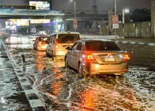الوزراء: لا شبكات لتصريف الأمطار في مصر.. وكمية مياه أمس كبيرة جدا
