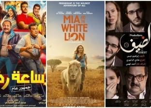 بالفيديو| 6 أفلام جديدة في دور العرض هذا الأسبوع.. تعرف عليها