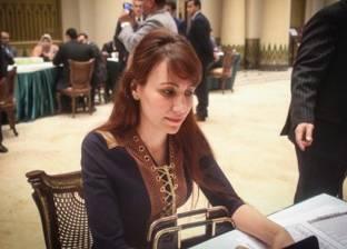 """النائبة دينا عبدالعزيز تنافس على رئاسة """"الشباب والرياضة"""" بالبرلمان"""