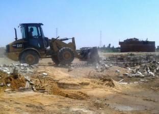 «هوجة» تعديات على أراضى الدولة أثناء انشغال الأجهزة الأمنية والتنفيذية بالانتخابات الرئاسية فى السويس