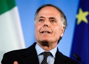 وزير الخارجية الإيطالي يشدد على أهمية دور حفتر في أي حوار ليبي