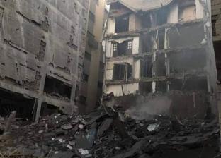 عاجل| ارتفاع عدد ضحايا القصف الإسرائيلي على غزة لـ5 شهداء